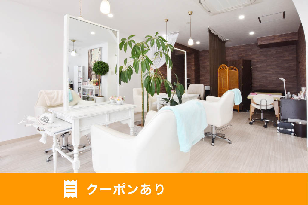 [ Minnie hair a-to(ミニーヘアアート)] オーナー夫婦の思いがギュッとつまったサロン